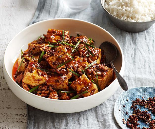"**[Dainty Sichuan's ma po doufu](https://www.gourmettraveller.com.au/recipes/browse-all/ma-po-doufu-8797|target=""_blank"")**"
