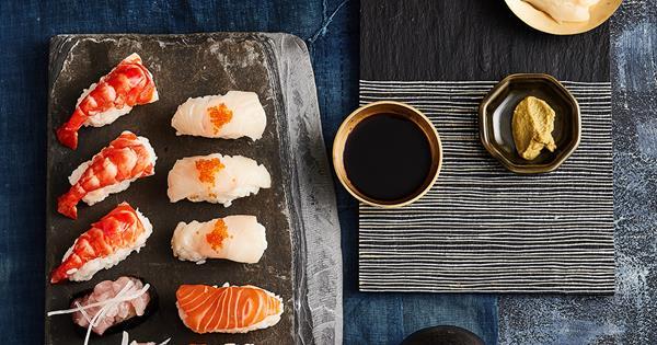 Nigiri recipe: an expert guide by Sokyo