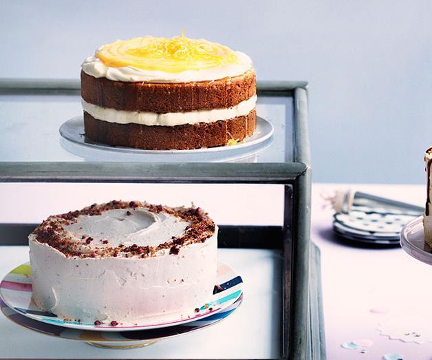 "**[Lemon curd sponge cake](https://www.gourmettraveller.com.au/recipes/browse-all/lemon-curd-sponge-cake-12672|target=""_blank""|rel=""nofollow"")**"