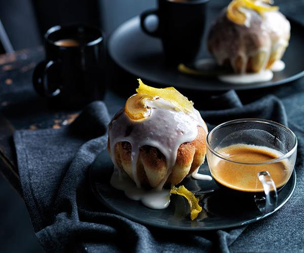 "**[Glazed pear and sour cream buns](https://www.gourmettraveller.com.au/recipes/browse-all/glazed-pear-and-sour-cream-buns-11749|target=""_blank""