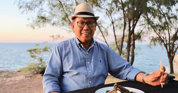 Jimmy Shu on his egg noodles, barramundi in Darwin, and his Chinese-Sri Lankan heritage