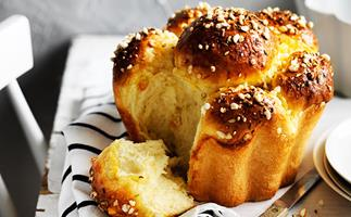 Sweet and buttery brioche recipes (and other brioche spin-offs)