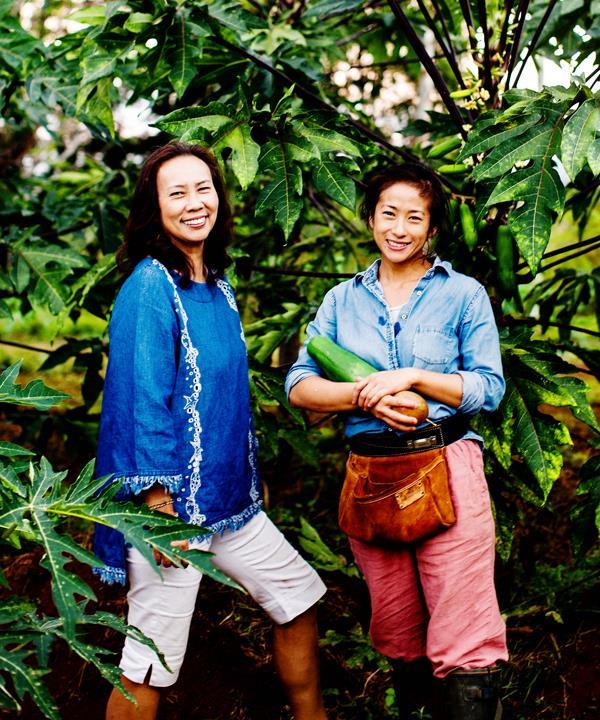 Amy Chanta and Palisa Anderson of Chat Thai.