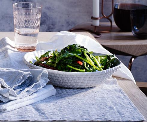 """**[English spinach with cumin seeds](https://www.gourmettraveller.com.au/recipes/browse-all/english-spinach-with-cumin-seeds-12329