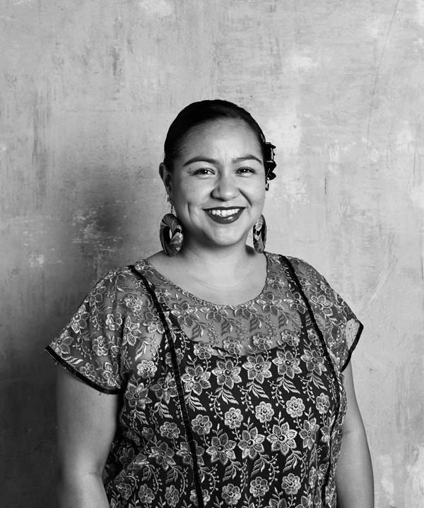 Rosa Cienfuegos, chef-owner of Tamaleria and Mexican Deli in Sydney.