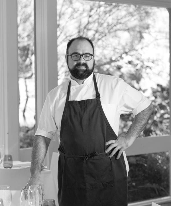 Paul Baker, co-founder of Adelaide's Chefs on Wheels.