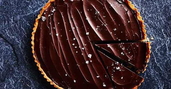 13 very good chocolate tart recipes