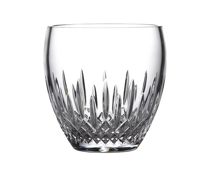 "[Waterford Lismore Nouveau Ice Bucket](https://www.waterfordcrystal.com.au/lismore-nouveau-ice-bucket.html?utm_source=Gourmet_Traveller&utm_medium=Native_Article&utm_campaign=Home_Bar_Comp_02Nov20|target=""_blank""