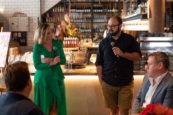 Q&A with Paul Baker of Adelaide's Chefs on Wheels.
