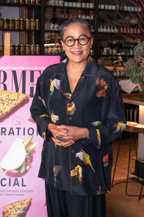 Chef, restaurateur and author Kylie Kwong.