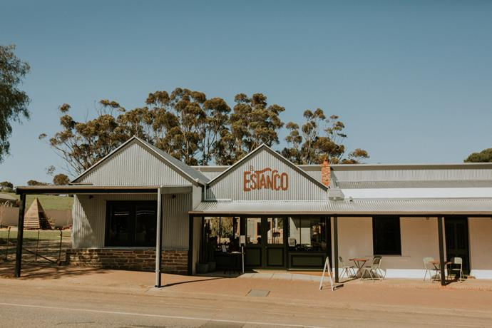 El Estanco in Greenock, Barossa Valley.