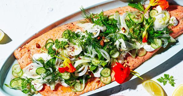 57 Christmas Seafood Recipes Gourmet Traveller
