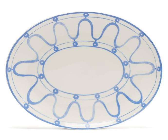 """**Serenity porcelain serving platter from Themis Z, $161, available from [Matches Fashion](https://www.matchesfashion.com/au/products/THEMIS-Z-Serenity-porcelain-serving-platter-1353094