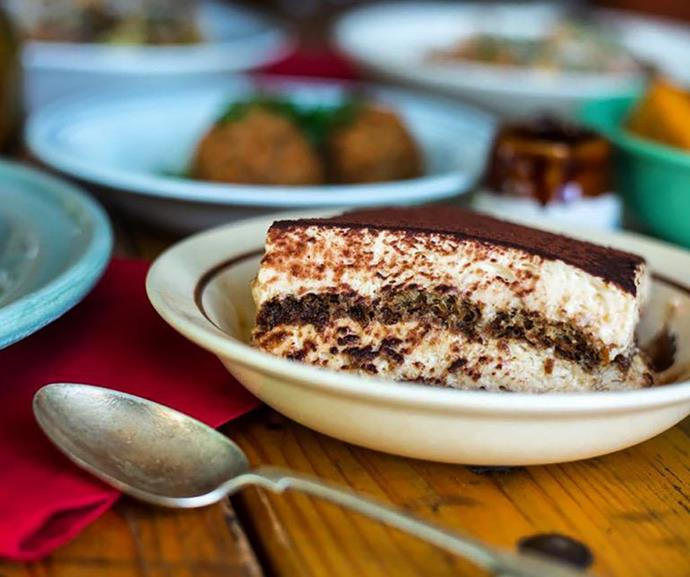 Tiramisu by Coco's Cantina (@cocoscantina), Auckland, made with Eighthirty coffee (eighthirty).