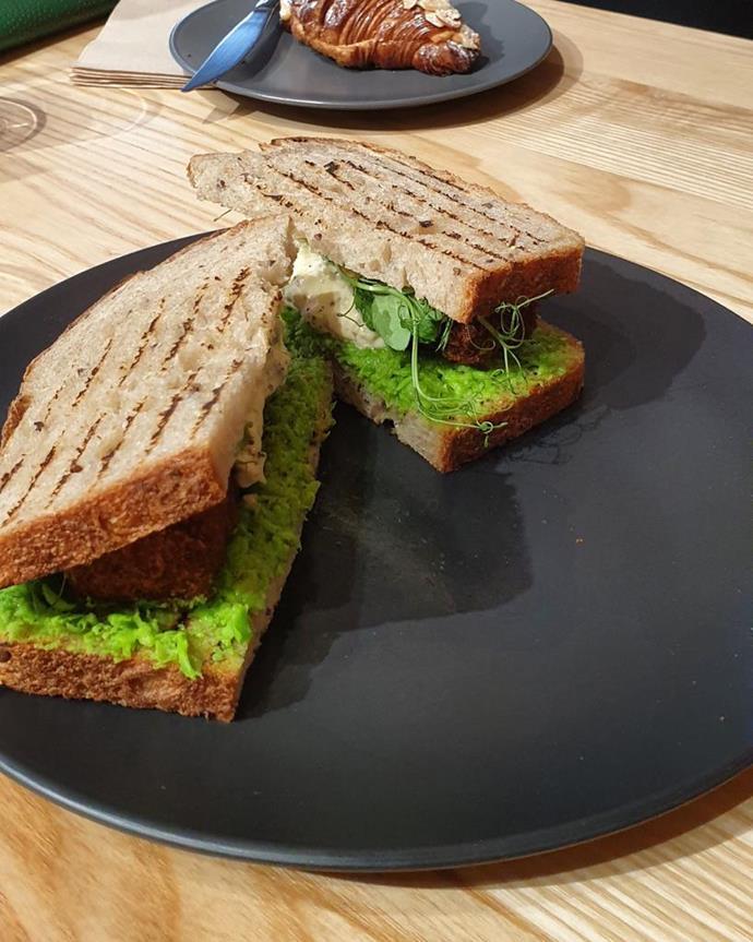 The best fish sandwich in Tāmaki Makaurau Auckland at Forte Green (@fortegreenenz).