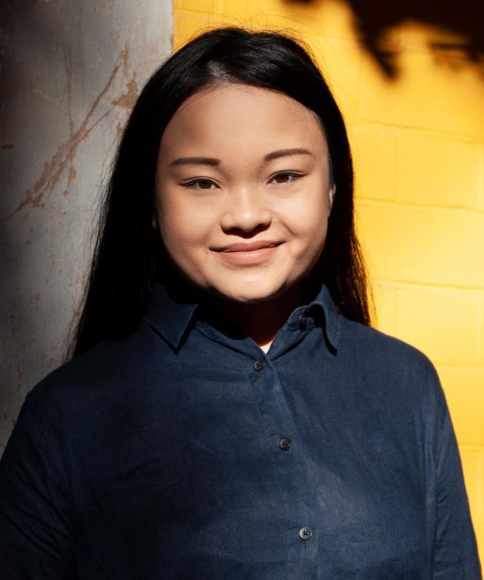 Nina Huynh, chef at Yellow in Sydney.