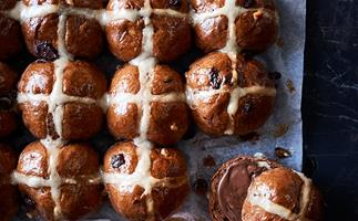 Classic (and not so classic) hot cross bun recipes for Easter