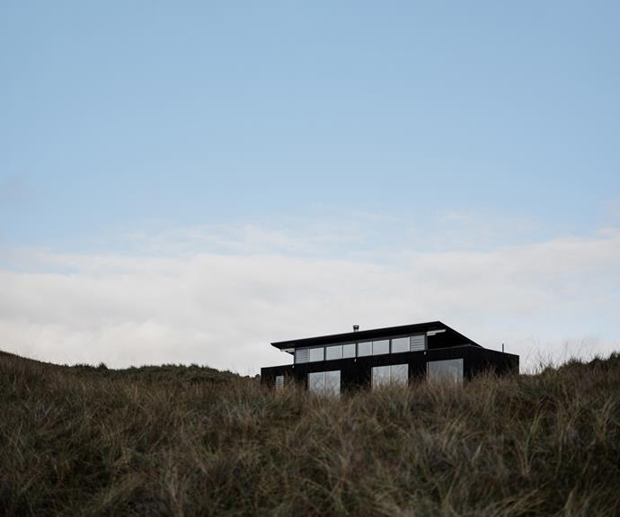 Kittawa Lodge is set on 96 acres of wild landscape in King Island.