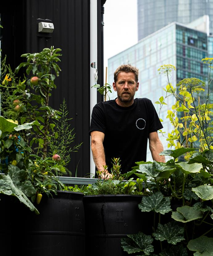 Greenhouse founder Joost Baker.