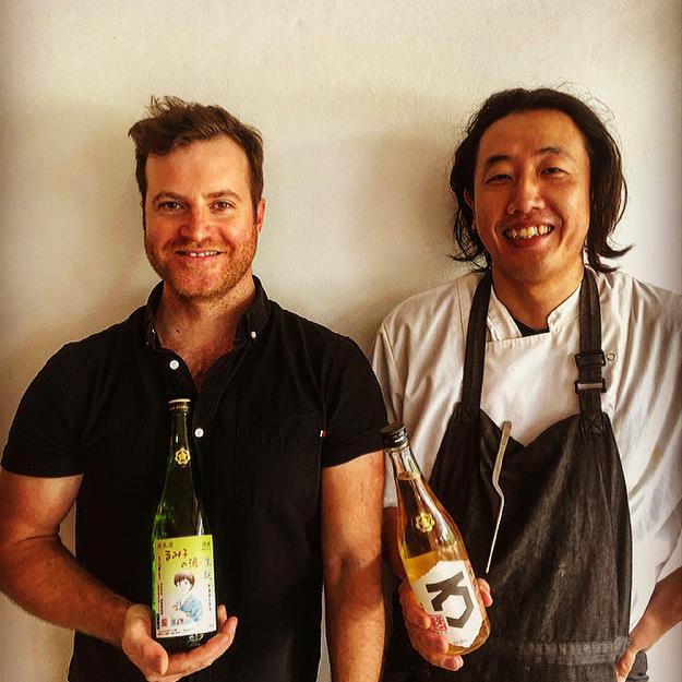 Robert Mudge and Daiki Shigeta will run ramen bar Roco from June to September.