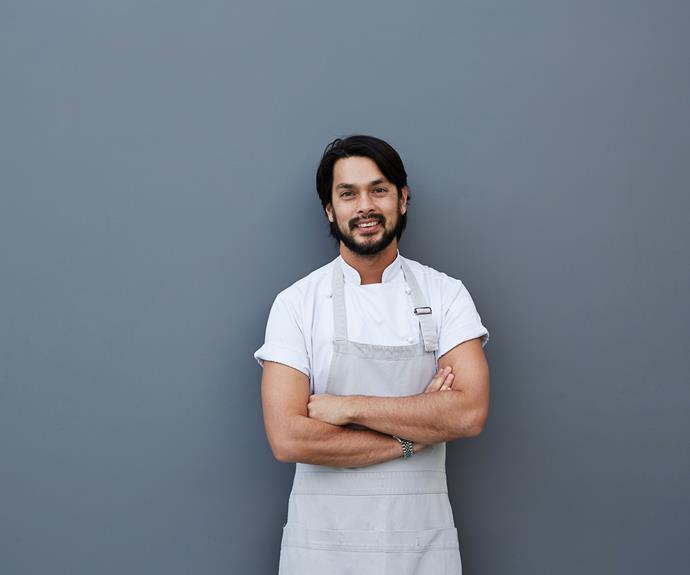 Louis Tikaram, head chef of Brisbane's Stanley and La Mexicana.