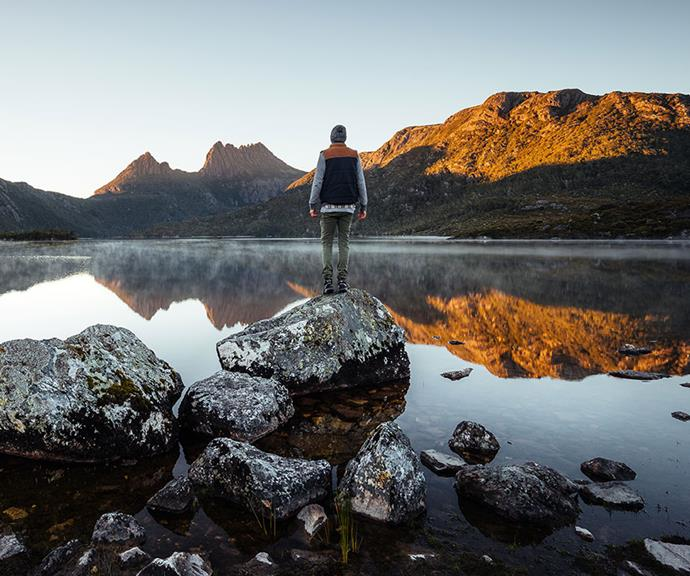 Cradle Mountain. Photography by Jason Charles Hill.