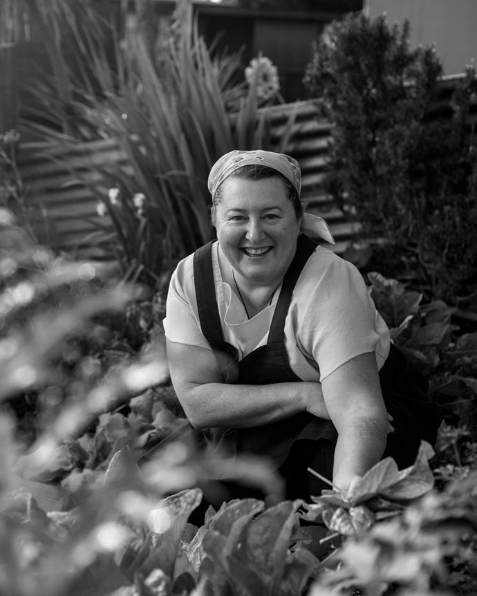 Kelda Hains, chef and co-owner of Rita in Wellington, New Zealand.
