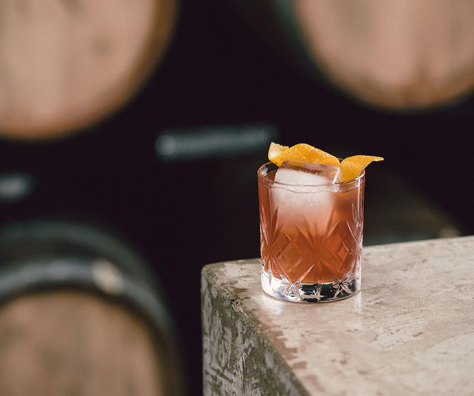 """**[Negroni](https://www.gourmettraveller.com.au/recipes/browse-all/negroni-19199 target=""""_blank"""" rel=""""nofollow"""")**"""