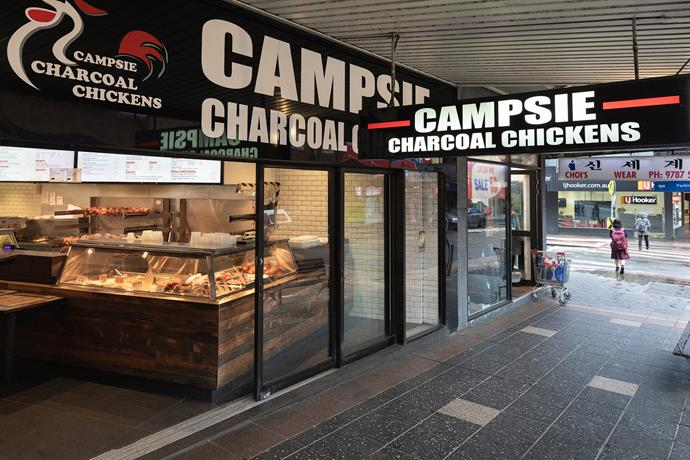 Campsie Charcoal Chickens has been run by the Theorodou family since 1994.