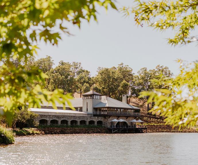 Best Destination Dining finalist Millbrook, located in Jarrahdale, WA.