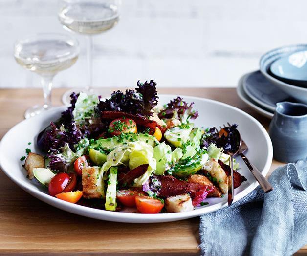 "**[BLAT salad](https://www.gourmettraveller.com.au/recipes/browse-all/blat-salad-12460|target=""_blank"")**"