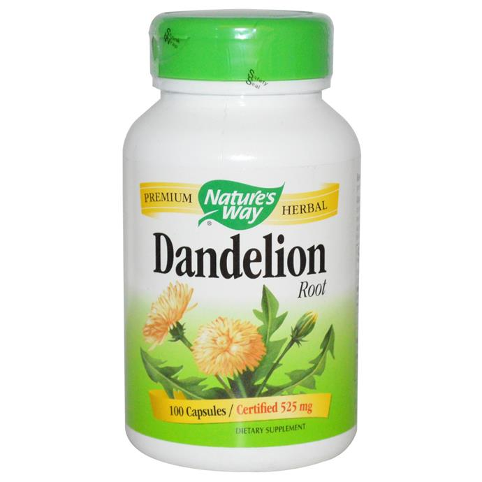 Nature's Way, Dandelion Root, 525 mg, 100 Capsules, $8,31, at [iHerb](https://au.iherb.com/pr/nature-s-way-dandelion-root-525-mg-100-capsules/50885)