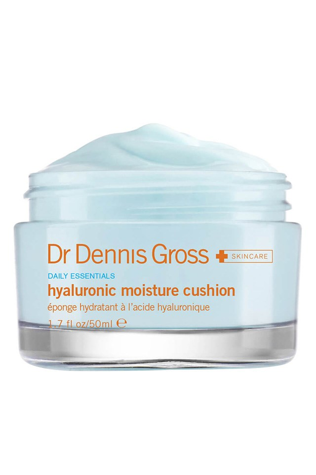 **Top seller at MECCA**   Dr Dennis Gross Hyaluronic Moisture Cushion, $84, at [MECCA](www.mecca.com.au/dr-dennis-gross/hyaluronic-moisture-cushion/V-018809.html)
