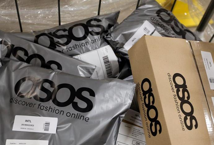 **ASOS** ASOS actually stands for 'As Seen On Screen'. The name was originally thought up as the site was intended to show users where to buy clothing they had seen on celebrities. 'the full name was quickly abbreviated to ASOS, which is fortunate as the brand has expanded vastly from its original business goal.