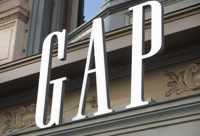 **The Gap**  The co-founder of the brand saved the company from being called 'Pants and Discs' (the store originally sold Levi jeans and records). She instead suggested that the, now very successful brand, should be called 'The Generation Gap', which was later shortened to 'The Gap'.