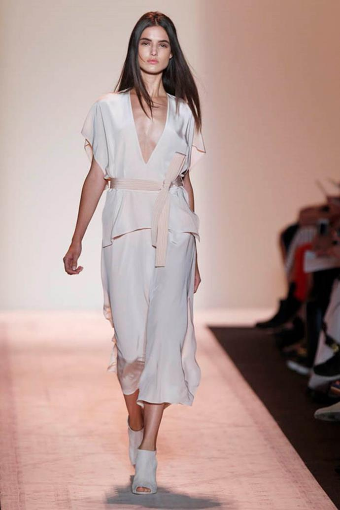 **Max Azria BCBG**  The BCBG stands for 'Bon Chic, Bon Genre', which translates into 'good style, good attitude'—something the brand aims to replicate.