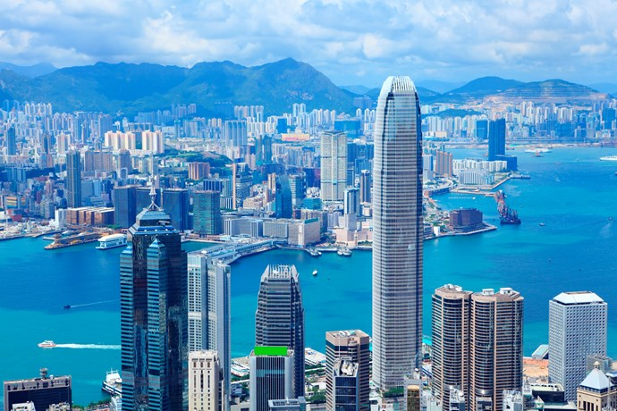 **1. Hong Kong**  *Booking.com* travellers voted Hong Kong Island as the top neighbourhood in the city for food.
