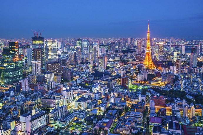 **3. Tokyo, Japan**  The city's [top restaurants]( http://www.mandarinoriental.com/tokyo/?kw=mandarin-oriental-tokyo_e&htl=MOTYO&eng=Google_EN&src=PPC&gclid=CjwKEAjwj6PKBRCAy9-07PeTtGgSJAC1P9xGCkKOeiE6h_N3hWamXFk5f_fboHjRjN2iOm0GVM8TEBoCX4Dw_wcB) have accrued more Michelin stars than Paris and New York combined.