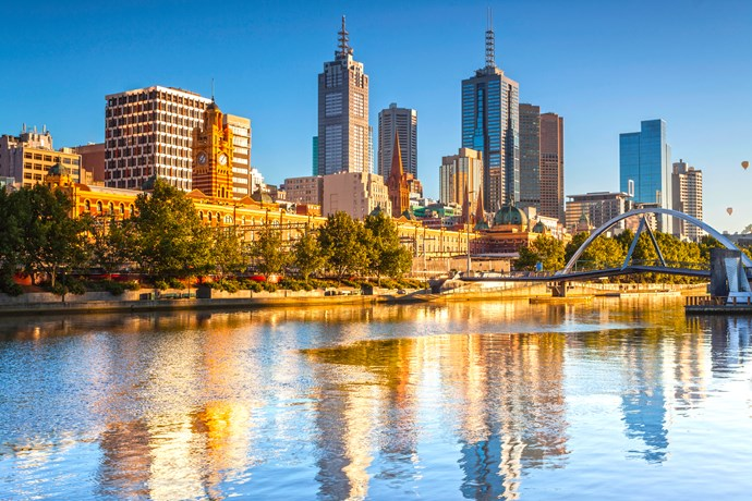 **6. Melbourne, Australia**  Number six?! Our favourite urban city trumped Italy!