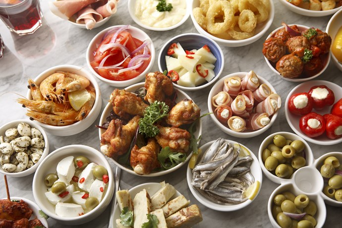 Centro was voted the best neighbourhood to try Spanish cuisine.
