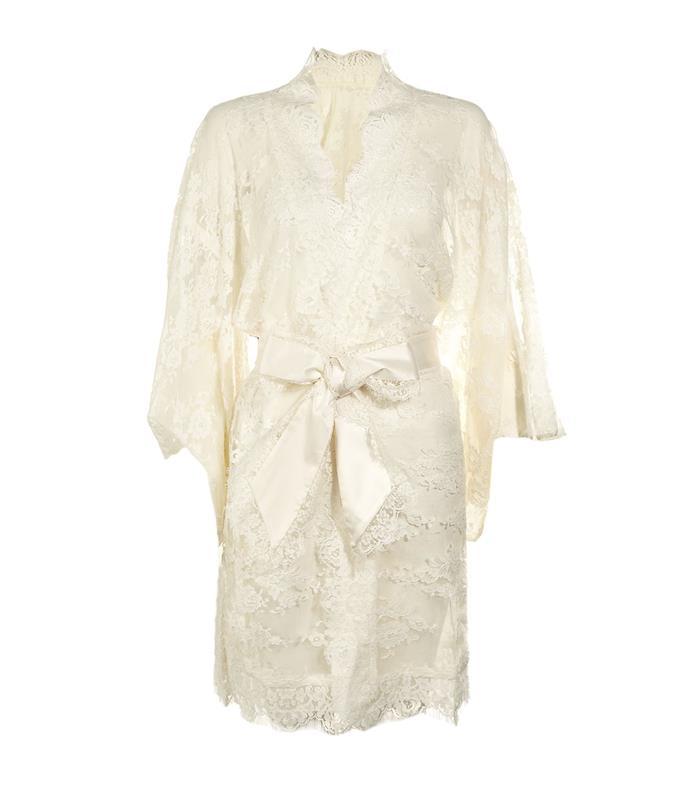 Matinee Kimono, $595, Agent Provocateur at [Harrod's](https://www.harrods.com/en-gb/agent-provocateur/matinee-kimono-p000000000002779097)
