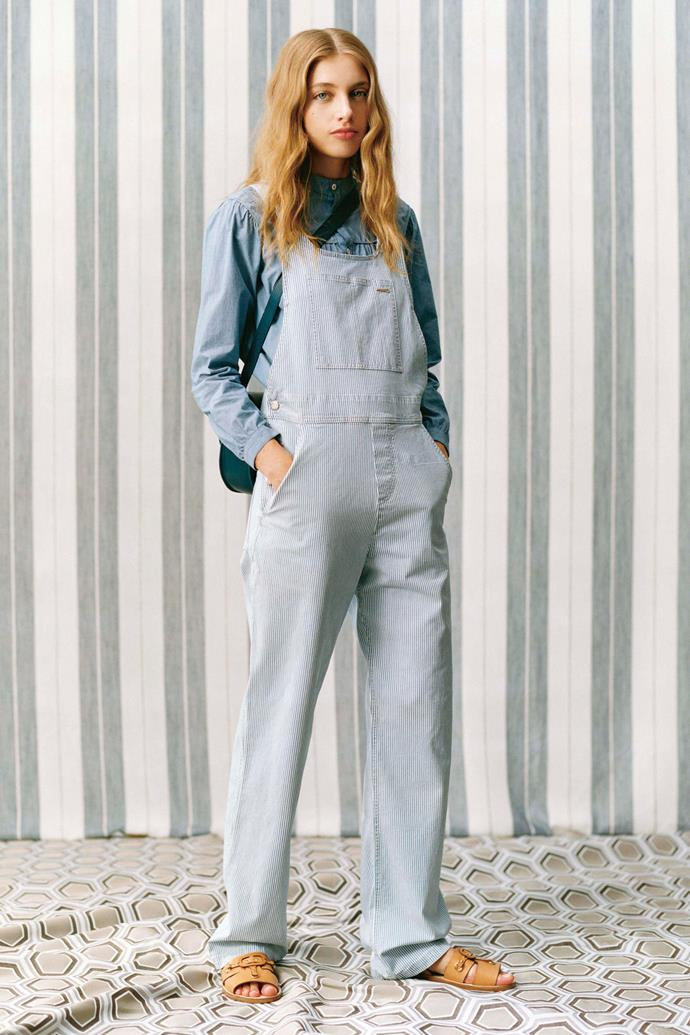 **A.P.C**  In need of well-cut, classic denim? Look no further than A.P.C, whose understated gallic look has attracted fans such as Alexa Chung, Diane Kruger and Kirsten Dunst.   ***Apc.fr***