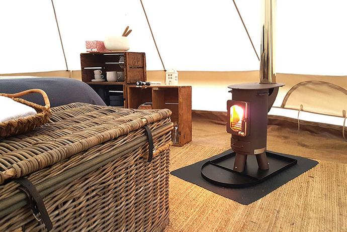 **[Cosy Tents, Daylesford, Victoria](http://www.cosytents.com.au)**