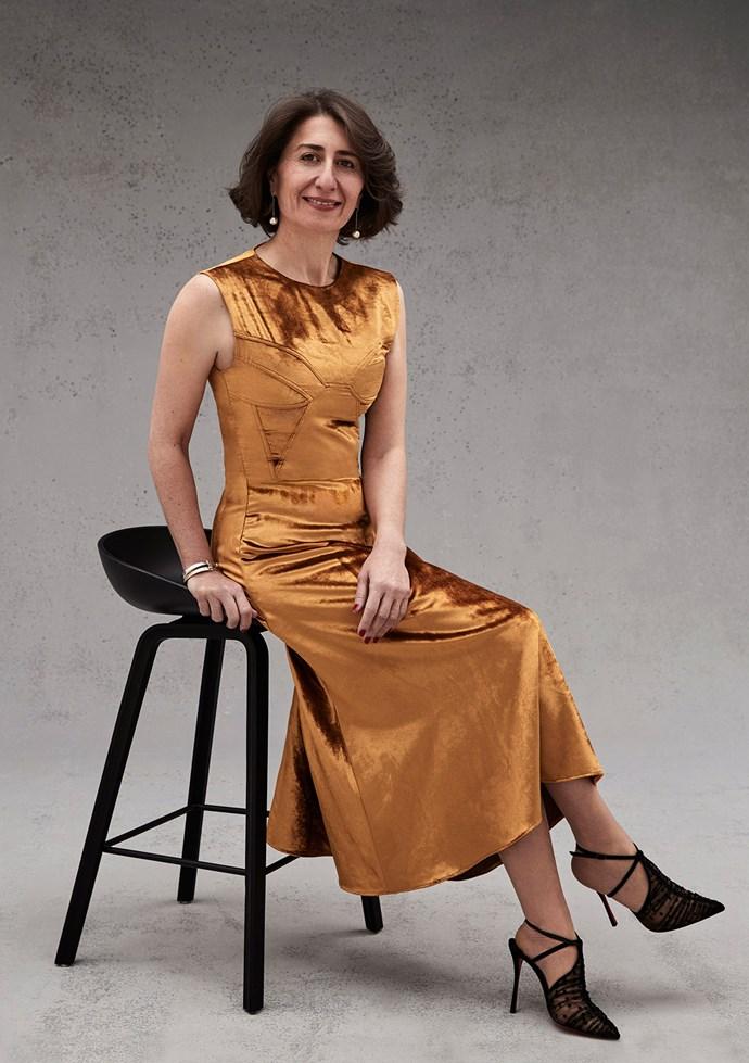 New South Wales Premier Gladys Berejiklian
