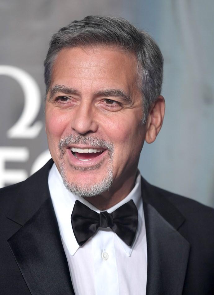 **George Clooney**