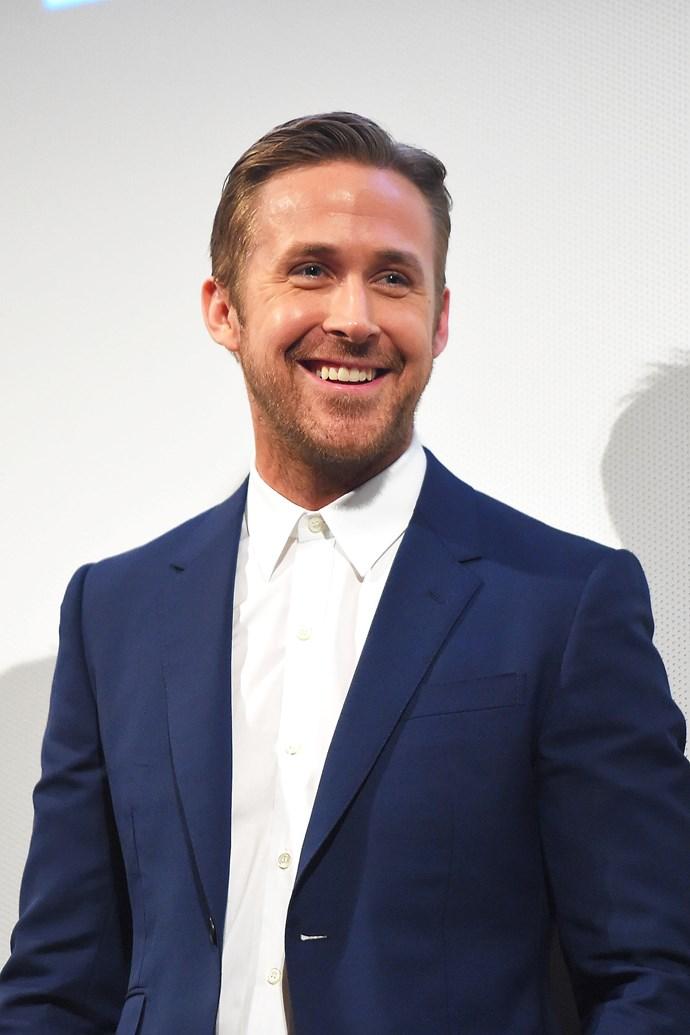 **Ryan Gosling**