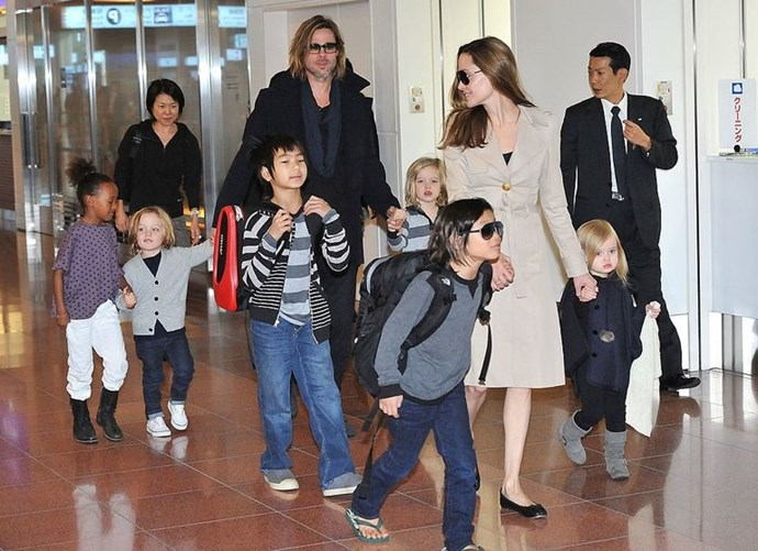 """**January 10, 2017** <br><br> A new year and a new start, apparently, when Pitt and Jolie speak out in their first joint statement since announcing their divorce. The estranged couple announce all court documents relating to their divorce will be sealed from the public to protect their children. <br><br> *""""The parents are committed to act as a united front to effectuate recovery and reunification,"""" the statement continues, according to *[CNN](http://edition.cnn.com/2017/01/09/entertainment/brad-pitt-angelina-jolie-statement/index.html