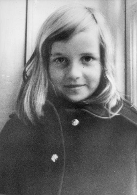 "**1965**  Diana, pictured circa 1965. Her brother, Charles, would later say she started exhibiting a spirit of giving and ""fighting for good causes"" at a young age."