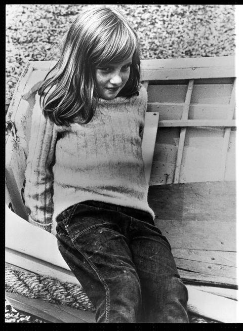 "**1970**  Diana pictured during a summer vacation. ""Diana's dreams all through her childhood really were just to be happily married and to have a large family,"" nanny Mary Clarke told [CNN]( http://edition.cnn.com/2007/WORLD/europe/08/15/diana.childhood/