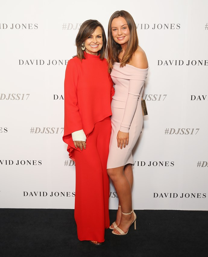 Lisa Wilkinson and Billie Fitzgerald